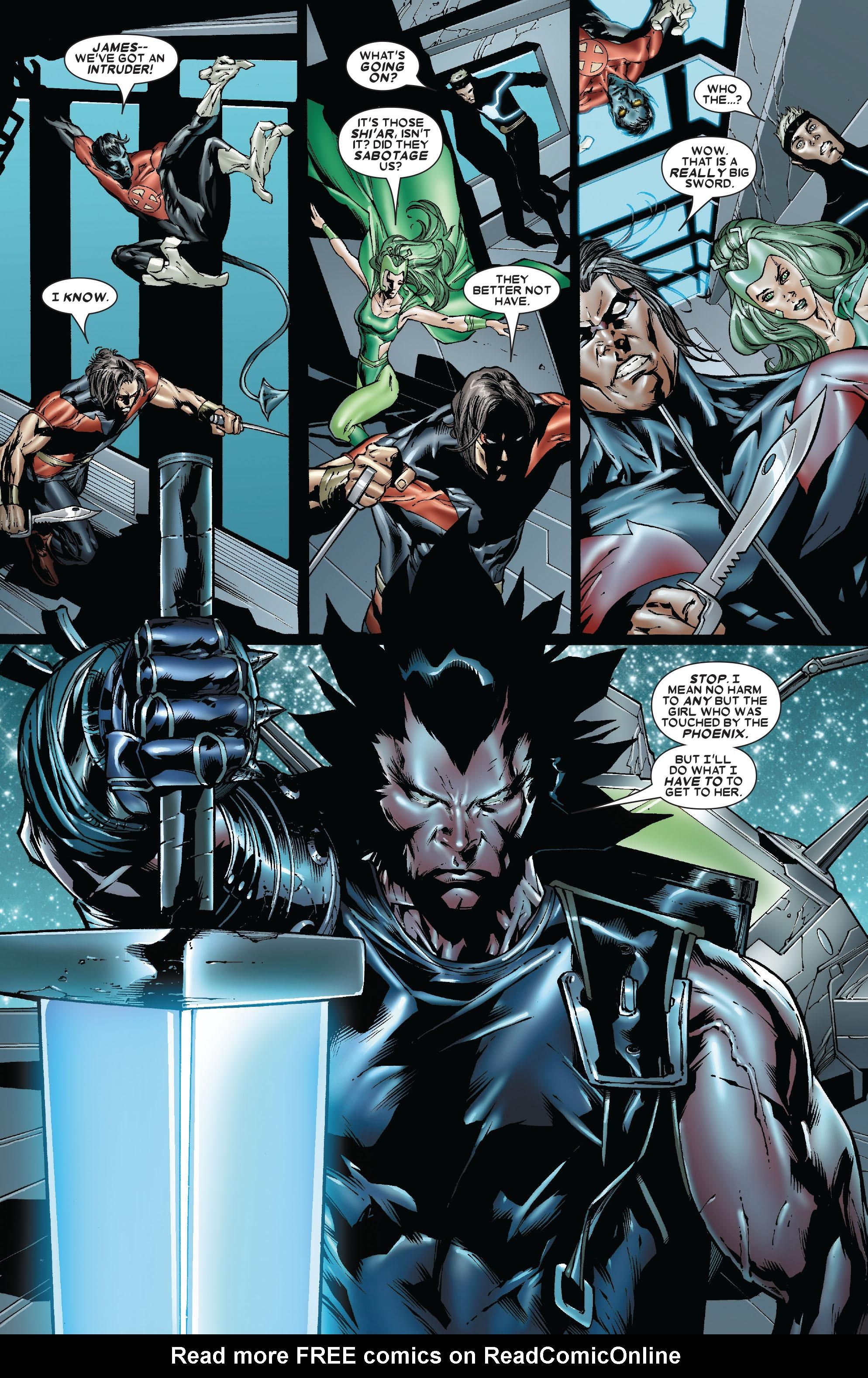 Read online Uncanny X-Men (1963) comic -  Issue #479 - 12