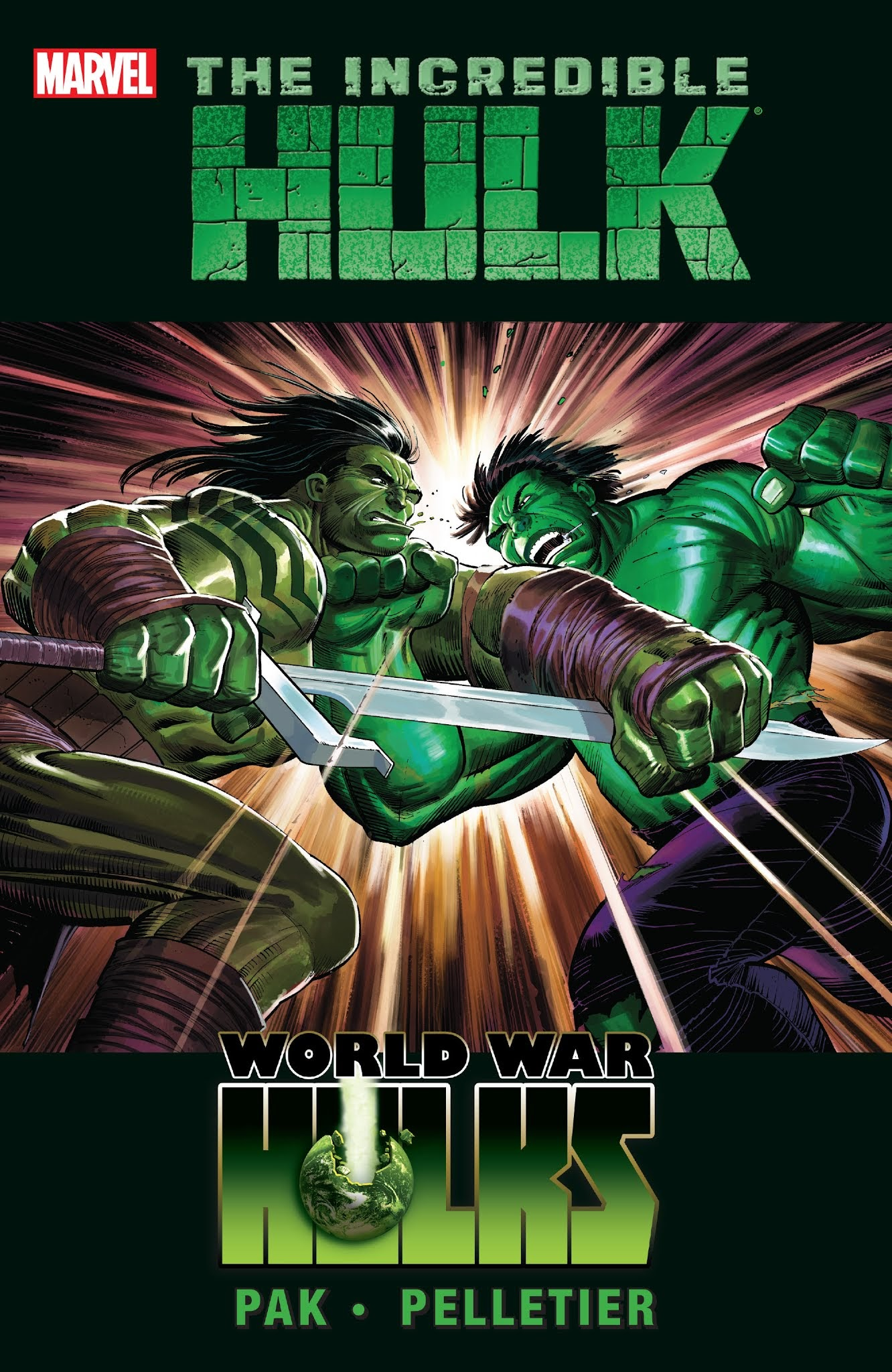 Incredible Hulks: World War Hulks TPB Page 1