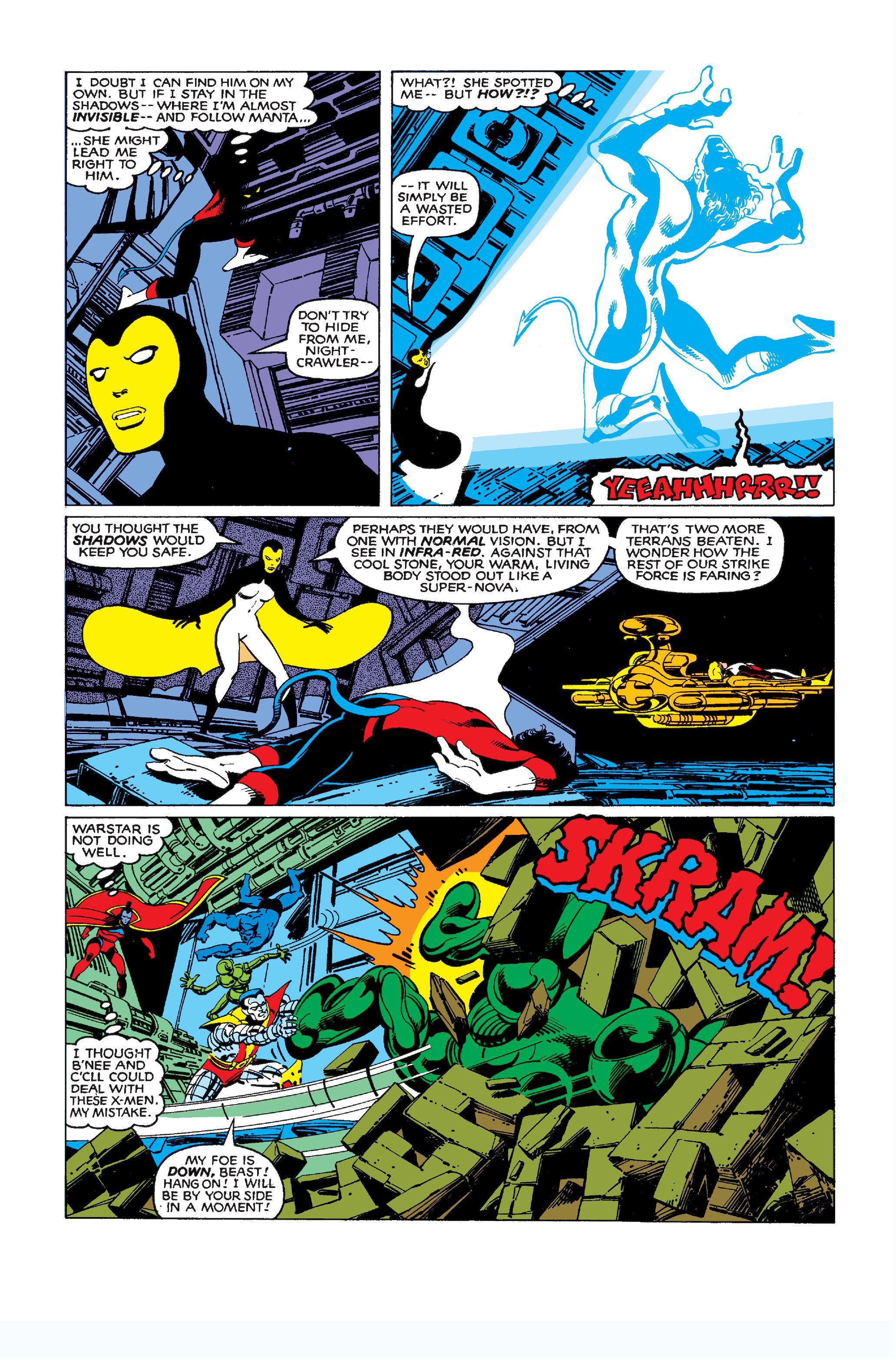 Uncanny X-Men (1963) 137 Page 23