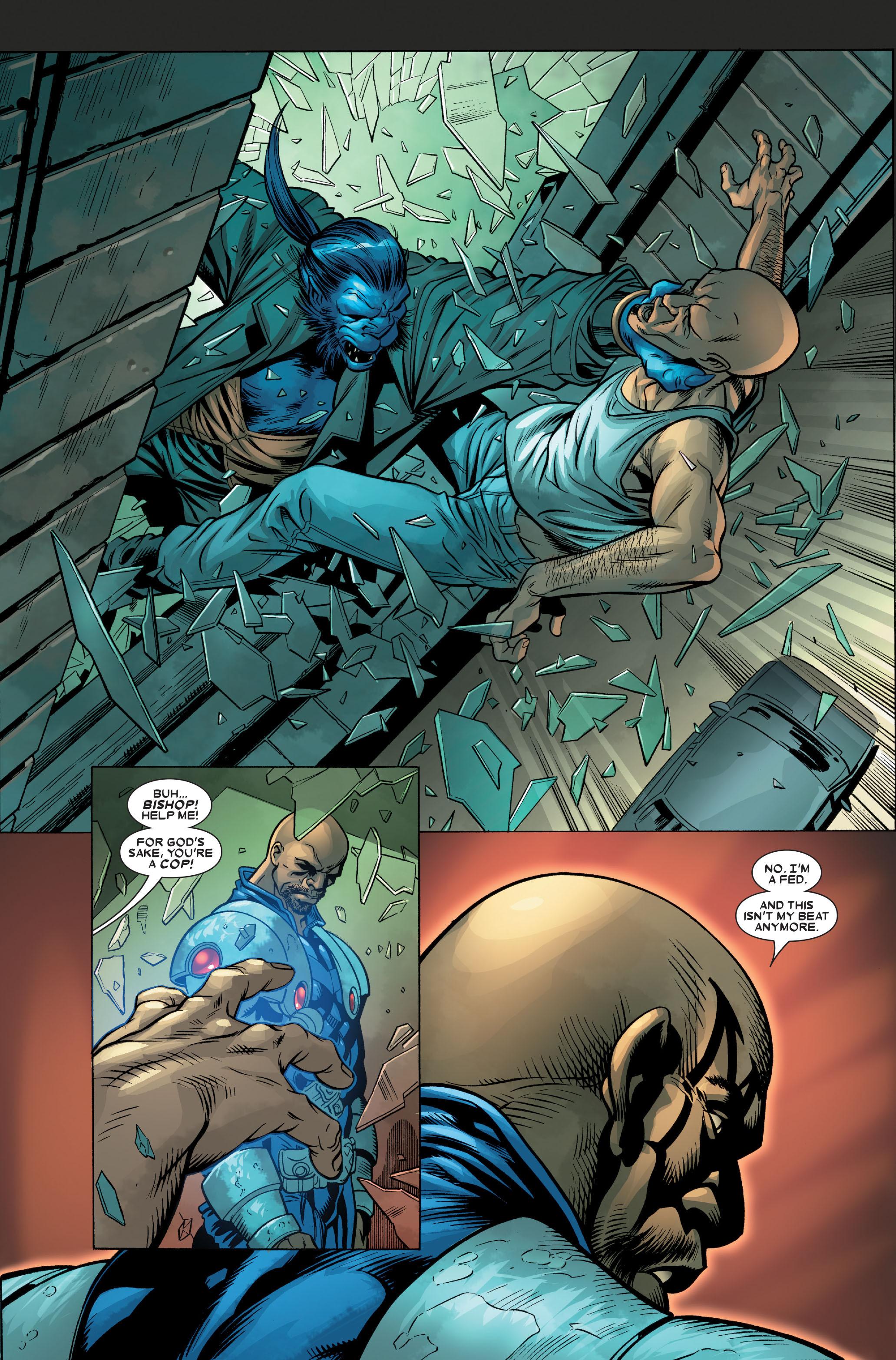 Read online Uncanny X-Men (1963) comic -  Issue #490 - 30