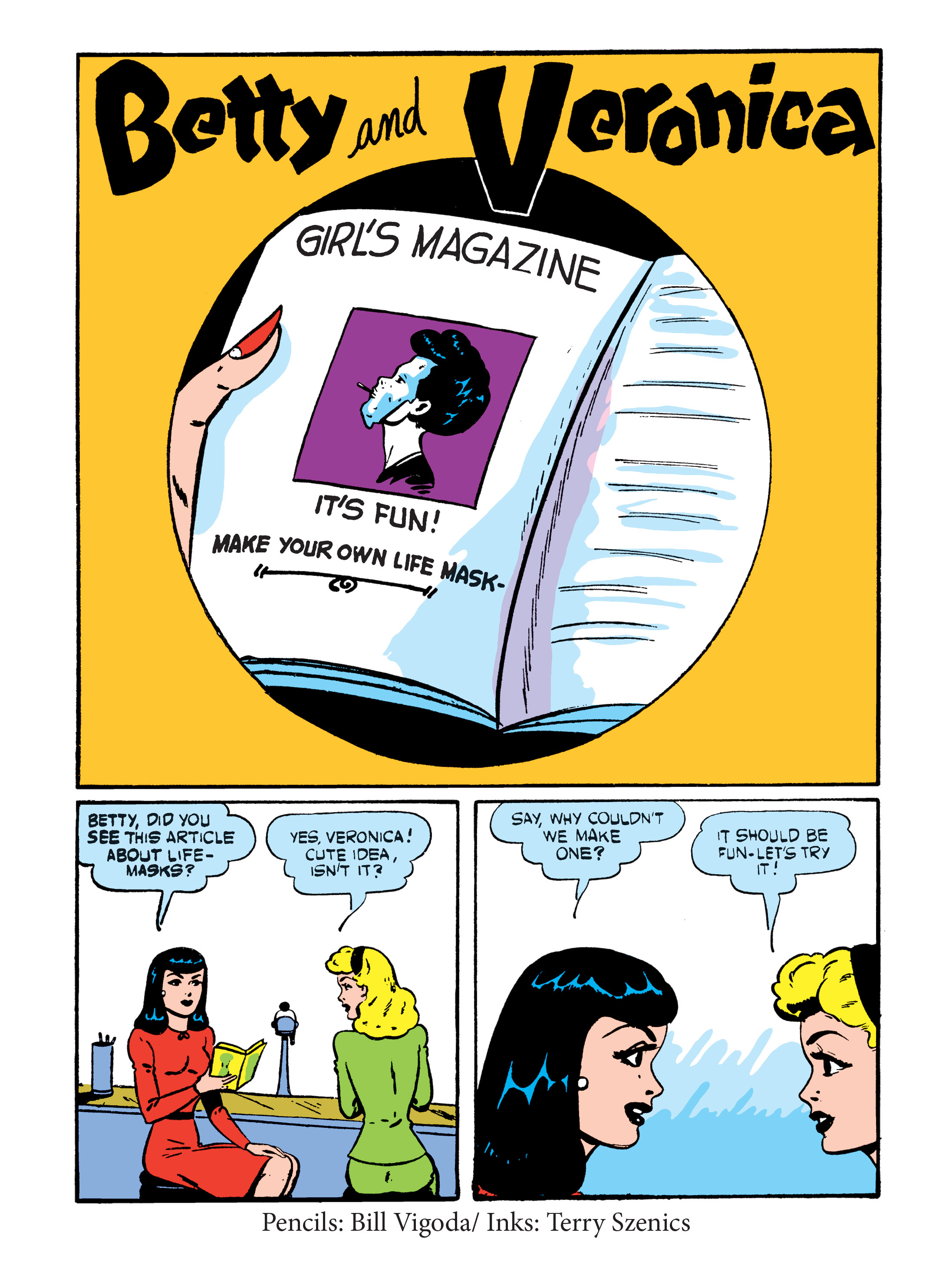 Read online Archie 75th Anniversary Digest comic -  Issue #4 - 127