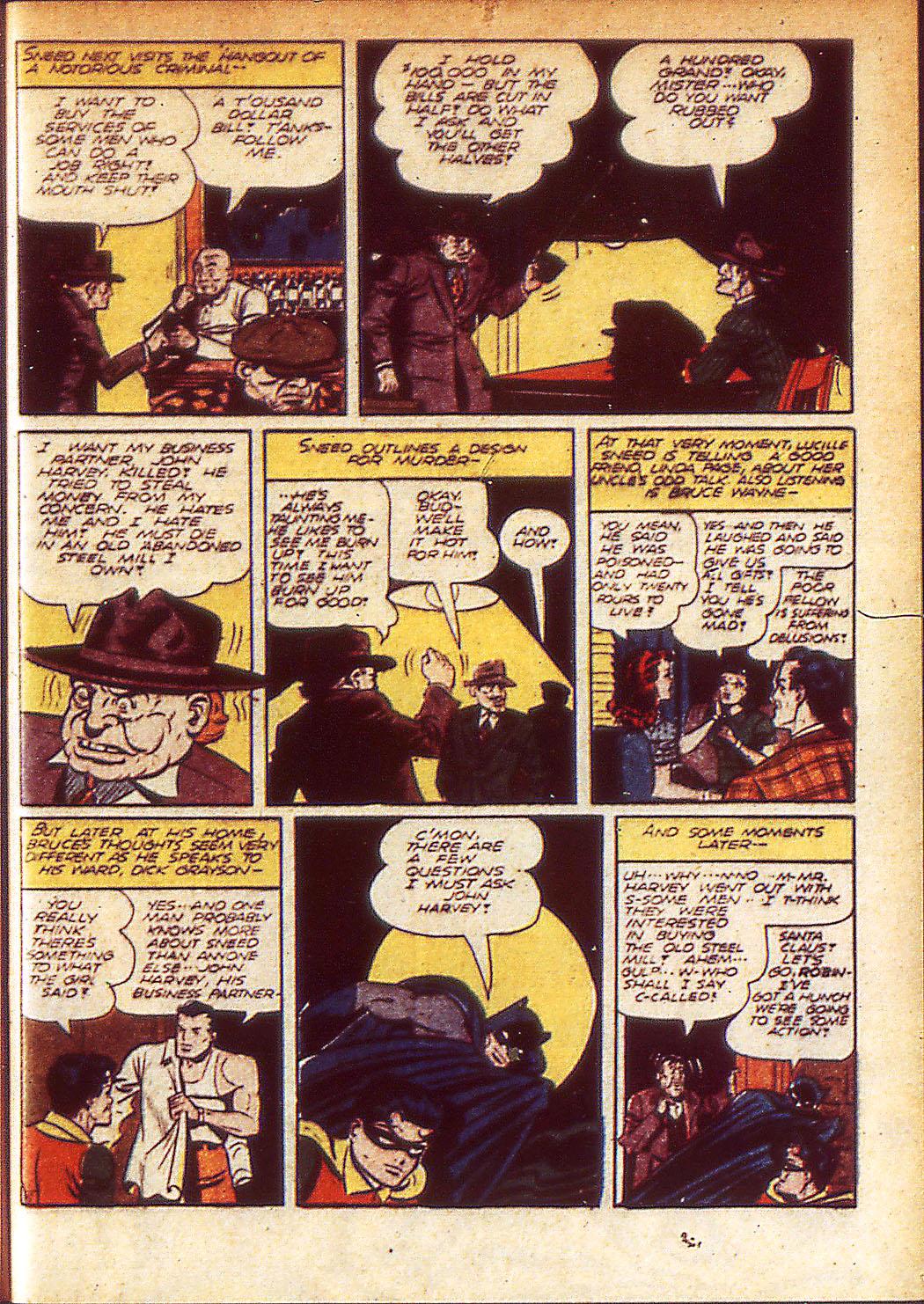 Detective Comics (1937) 57 Page 7
