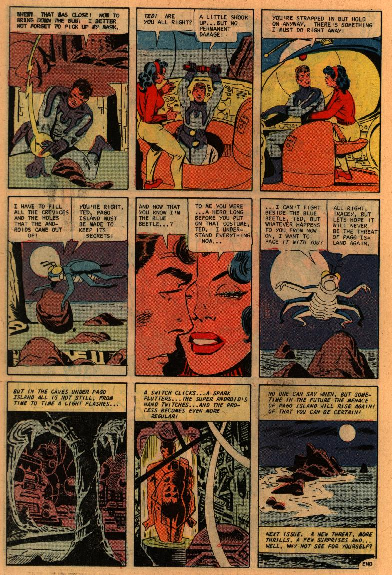 Blue Beetle (1967) issue 2 - Page 22