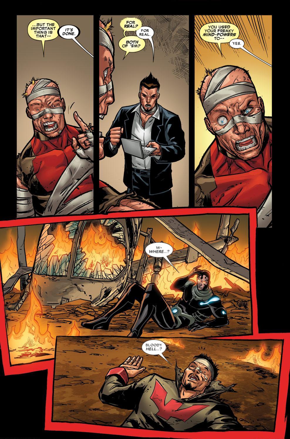 Read online Deadpool (2008) comic -  Issue #60 - 17