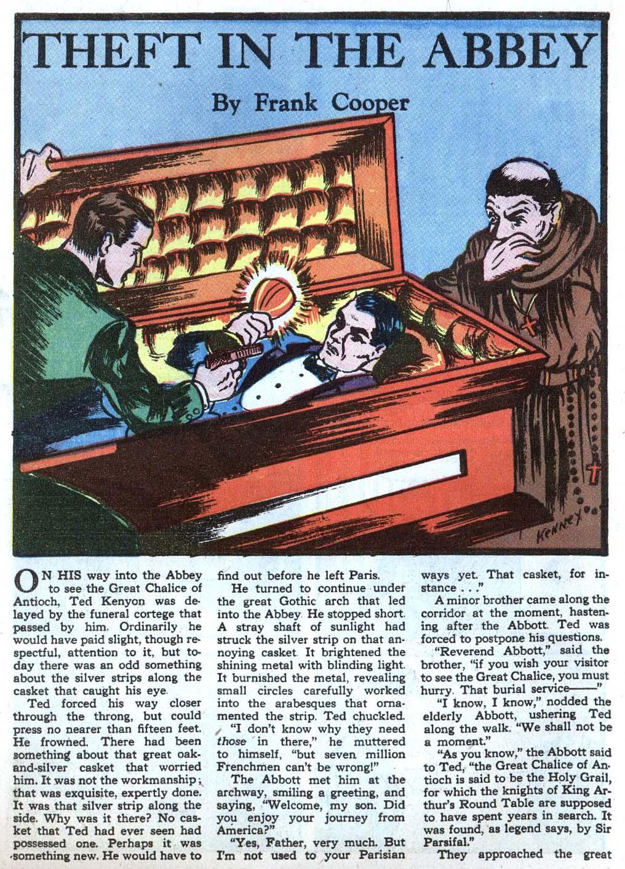 Read online Detective Comics (1937) comic -  Issue #43 - 30