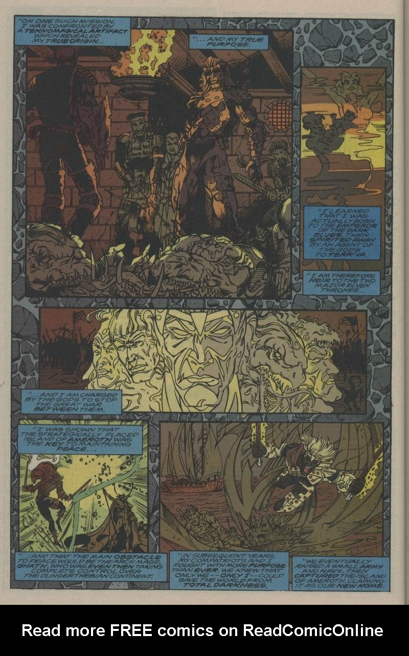 Excalibur (1988) issue Annual 1 - Page 21