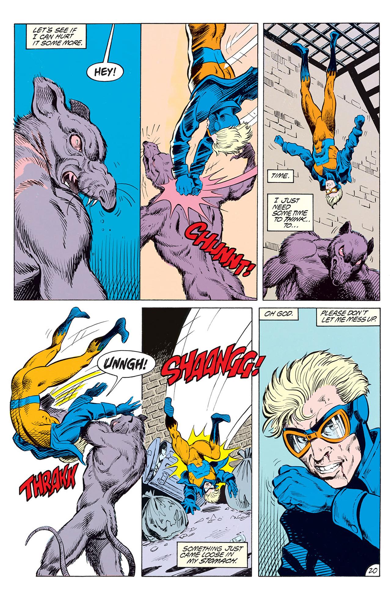 Read online Animal Man (1988) comic -  Issue #2 - 22