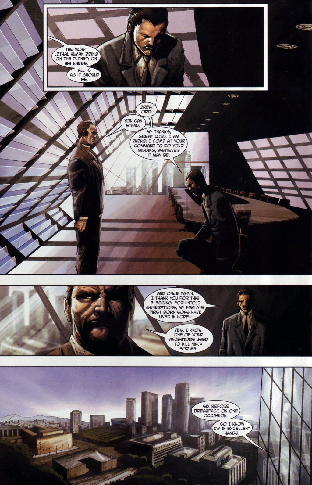 7 Brothers issue 3 - Page 4