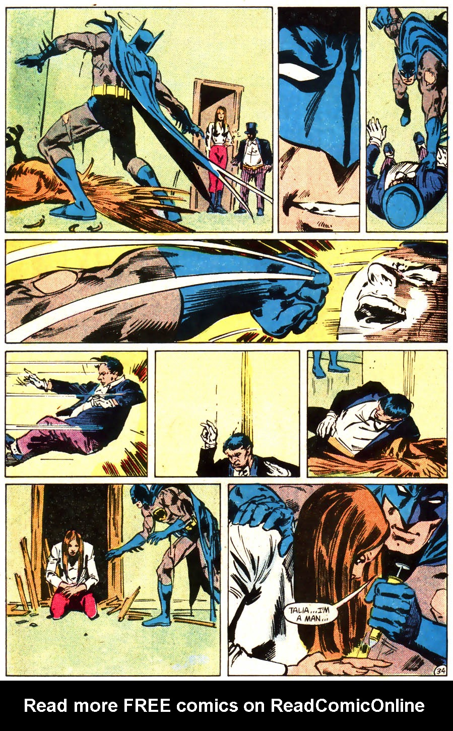 Read online Detective Comics (1937) comic -  Issue # _Annual 1 - 35