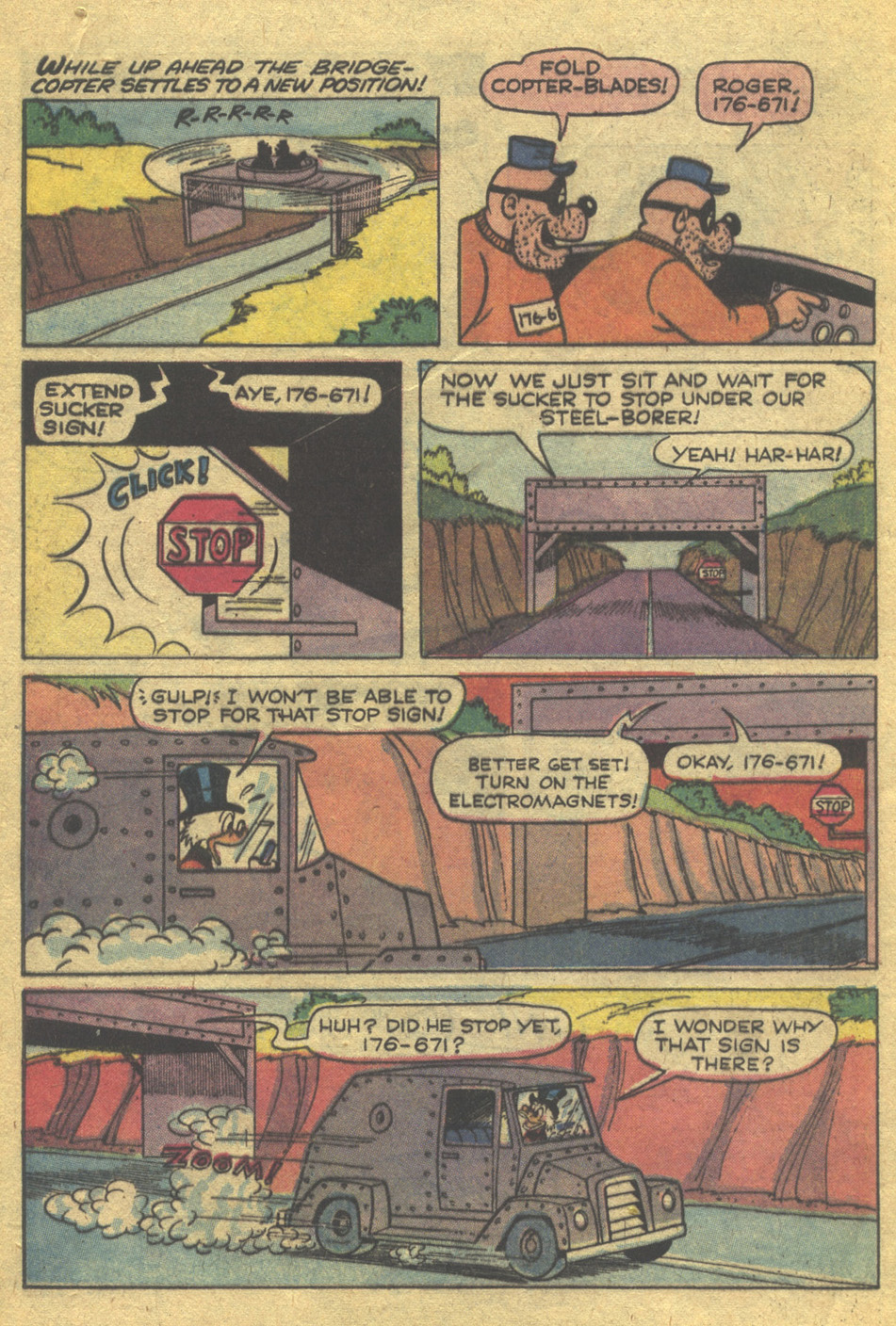 Read online Uncle Scrooge (1953) comic -  Issue #162 - 32