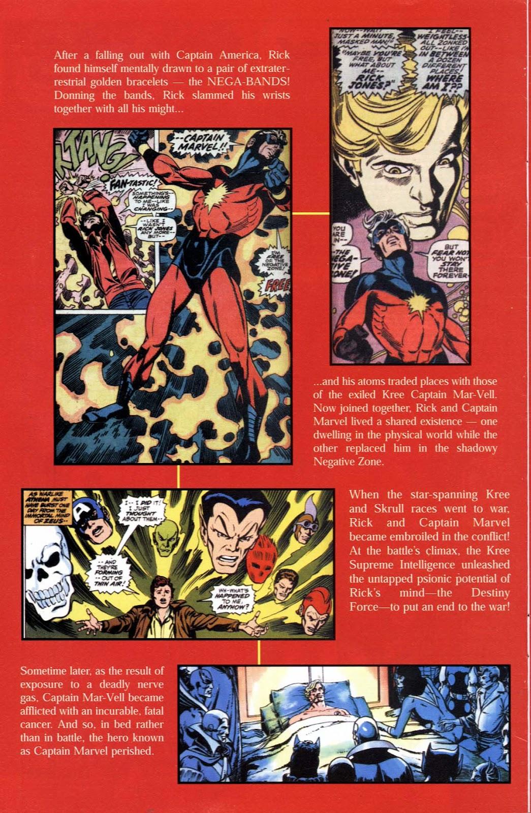 Captain Marvel (1999) Issue #0 #1 - English 16