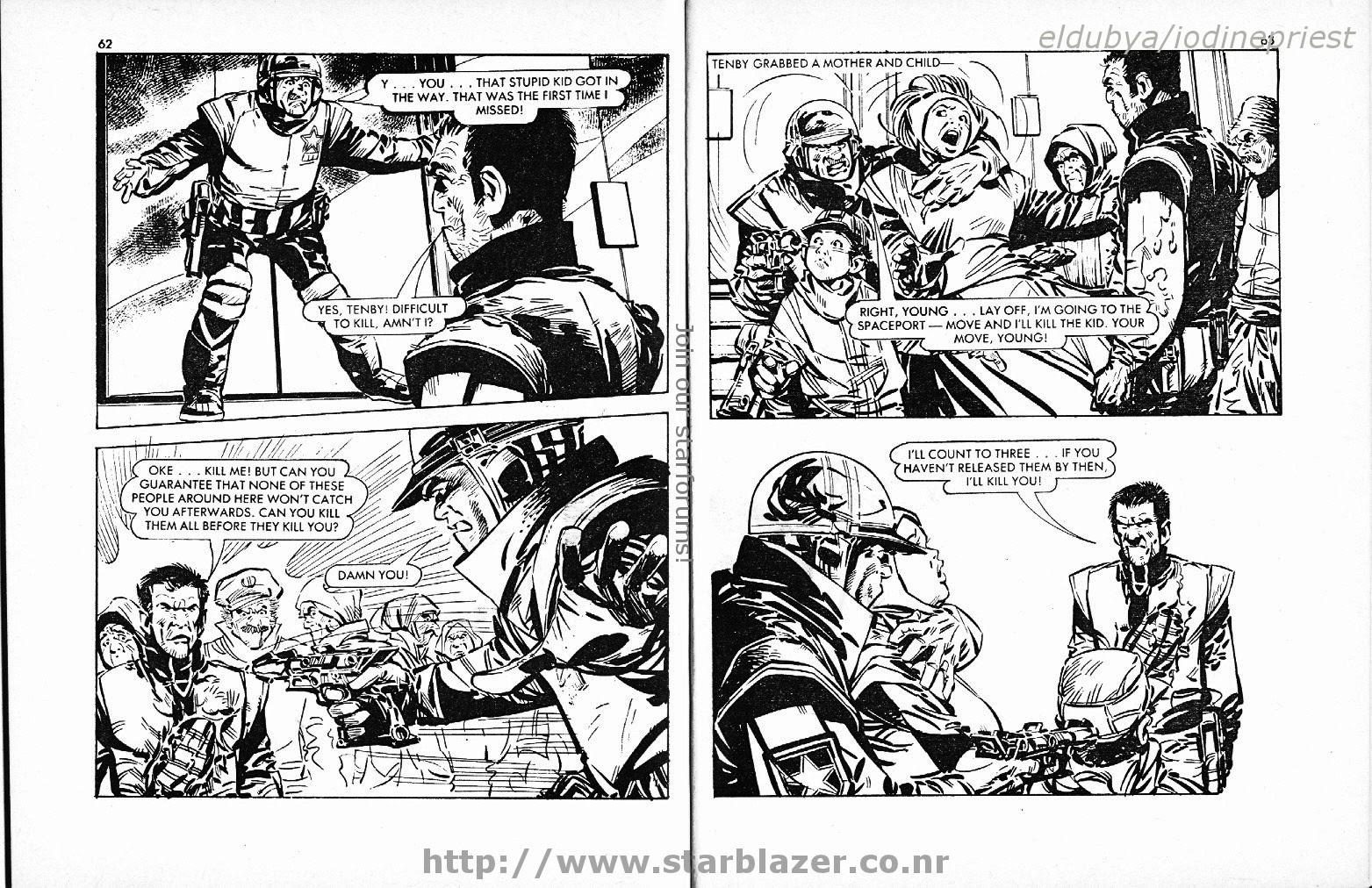 Starblazer issue 165 - Page 33