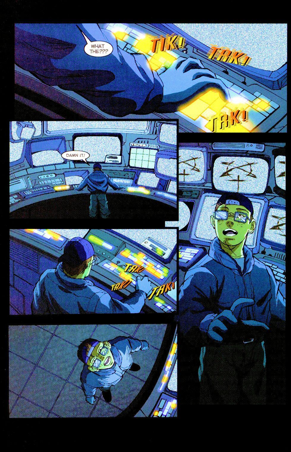 Darkminds (1998) Issue #8 #9 - English 6