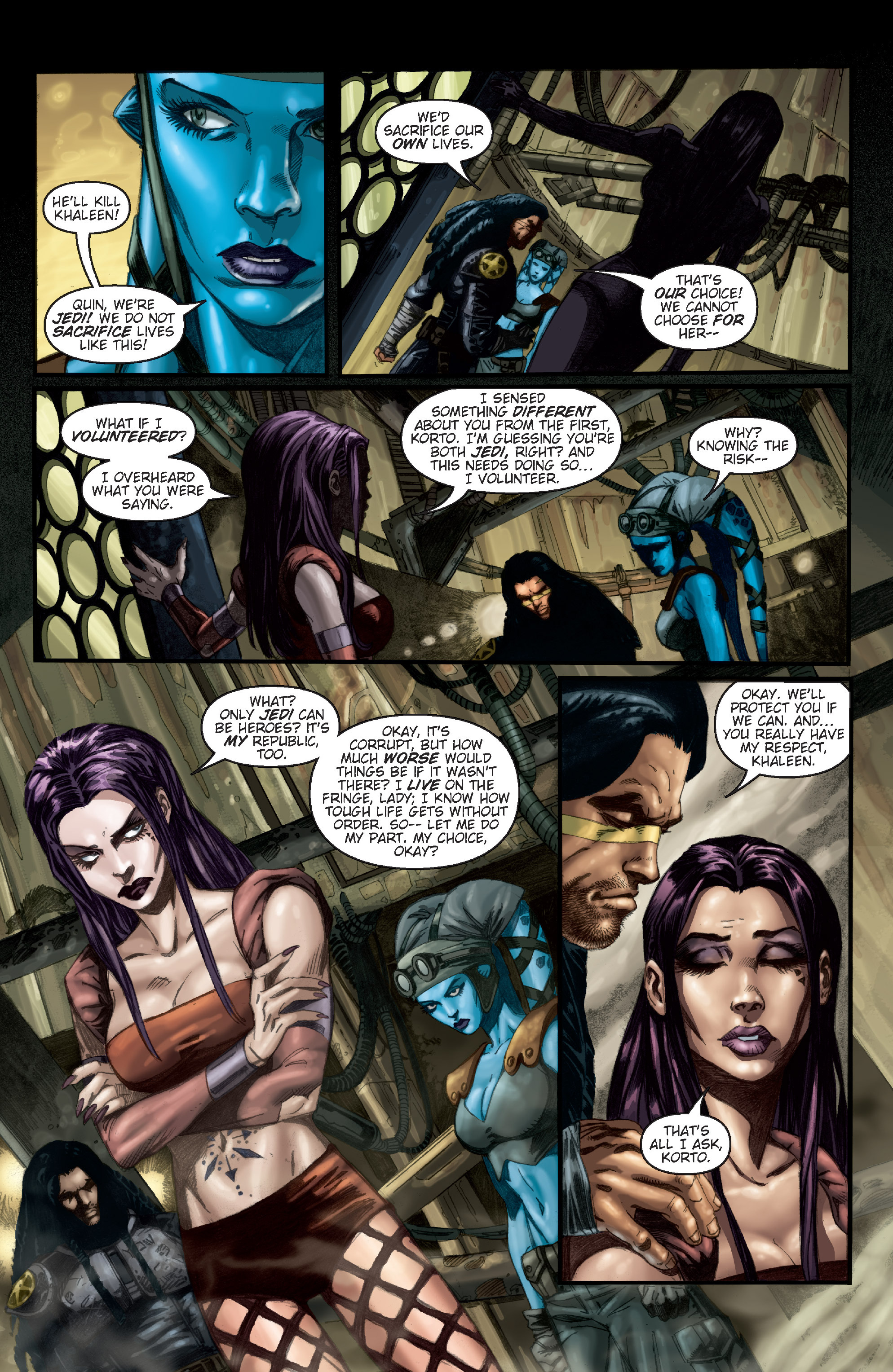 Read online Star Wars Omnibus comic -  Issue # Vol. 24 - 16