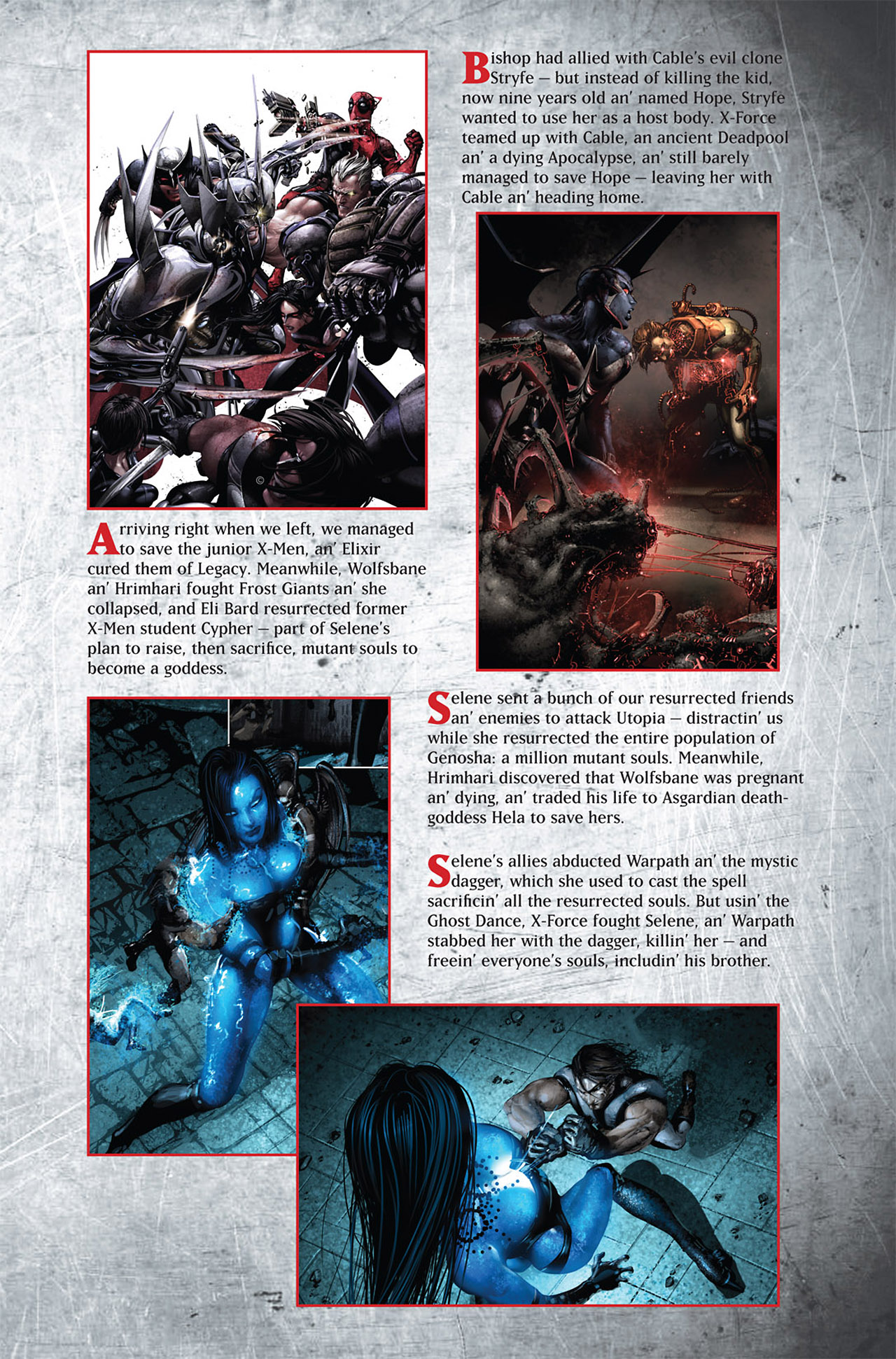 Read online Uncanny X-Force (2010) comic -  Issue #1 - 30