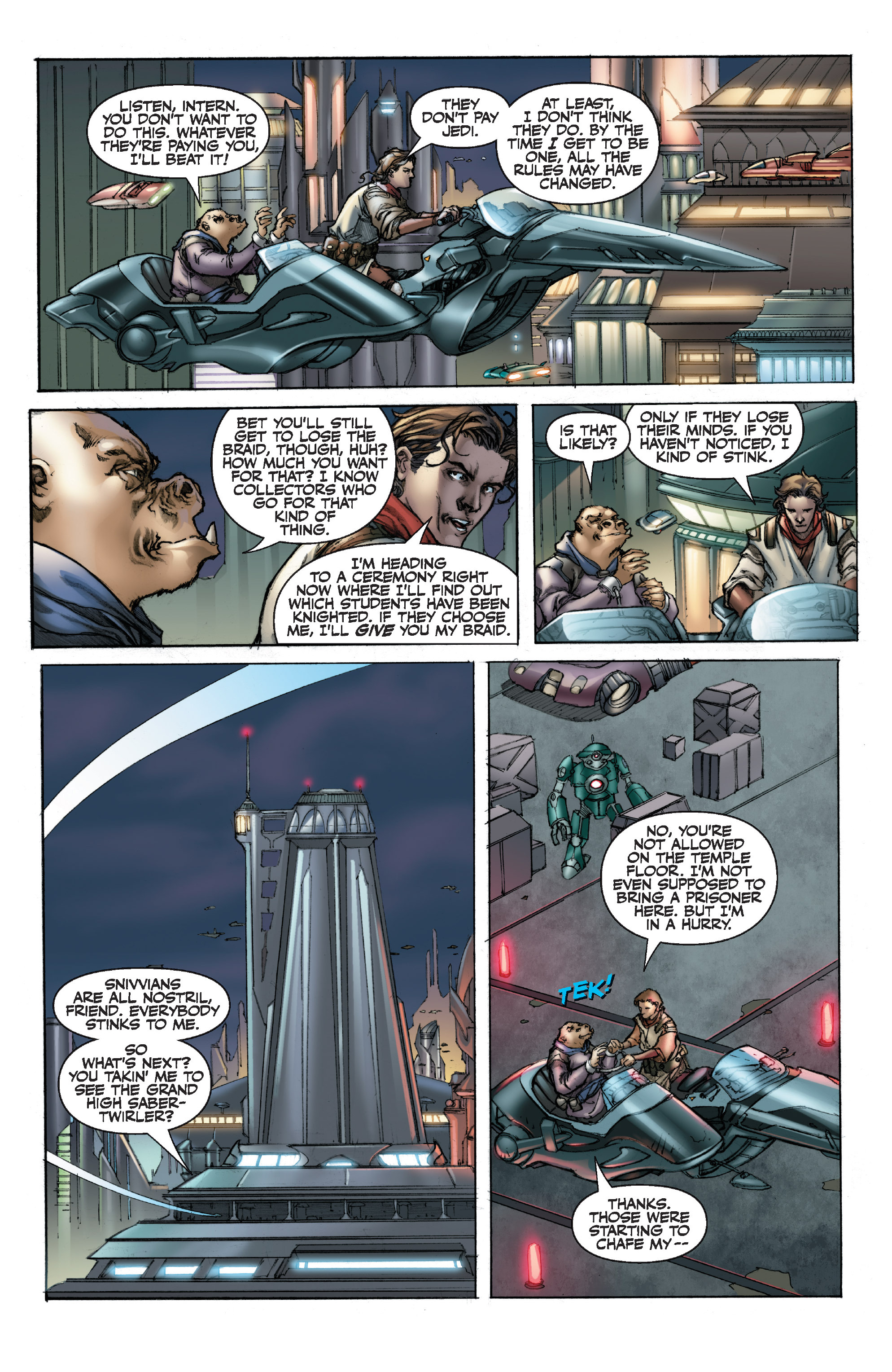 Read online Star Wars Omnibus comic -  Issue # Vol. 29 - 33