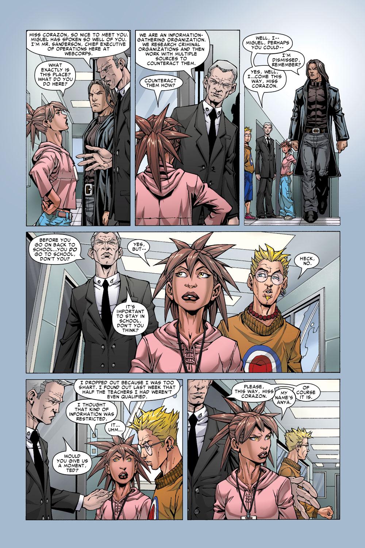 Read online Amazing Fantasy (2004) comic -  Issue #3 - 8