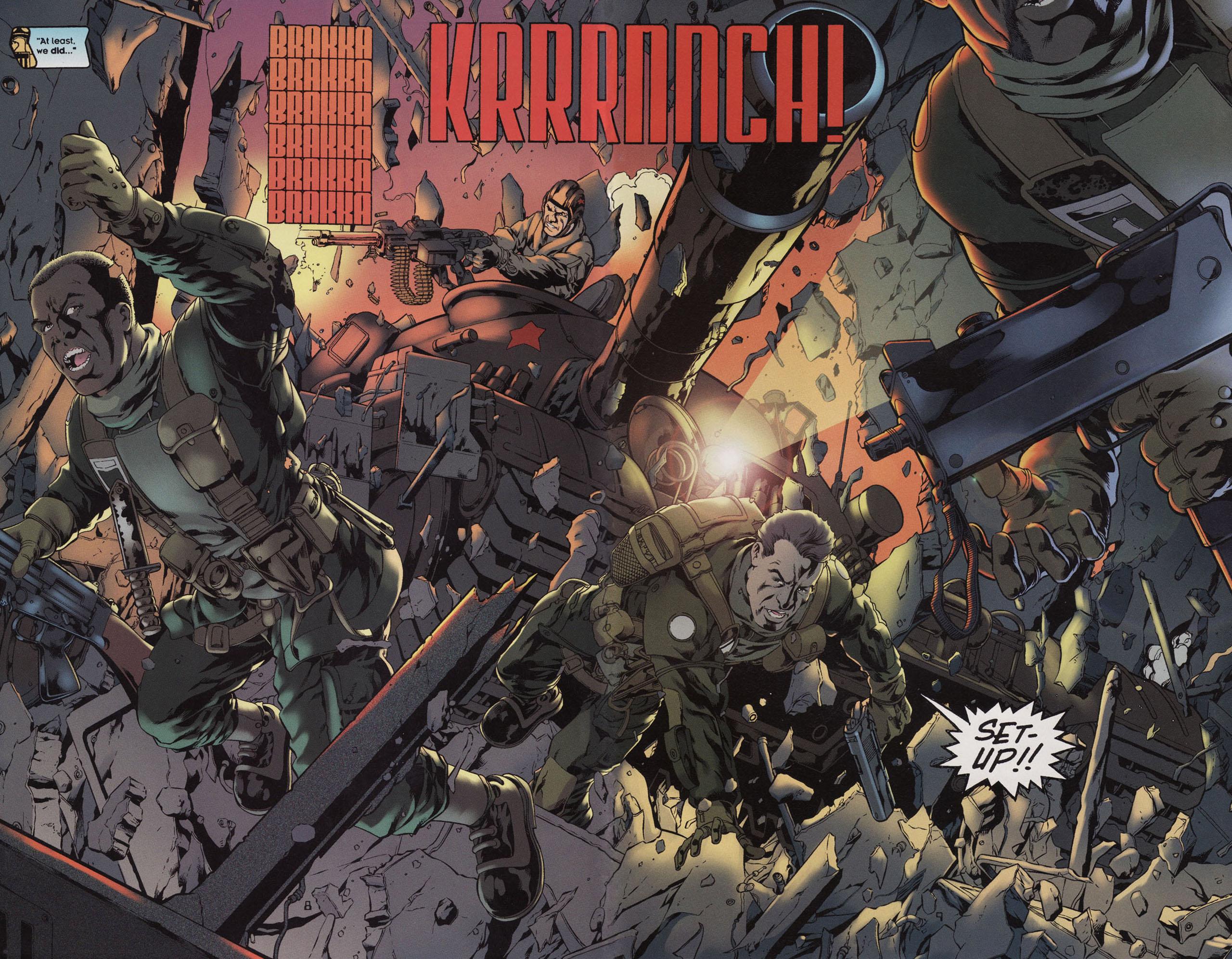 Read online Tangent Comics/ Metal Men comic -  Issue # Full - 9