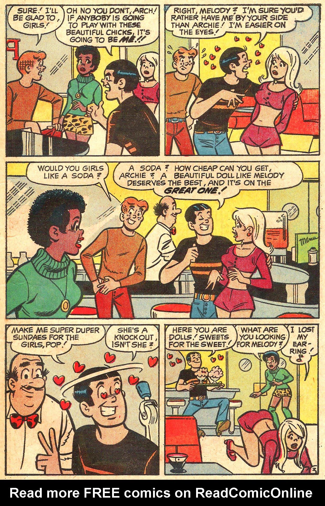 Read online She's Josie comic -  Issue #56 - 31