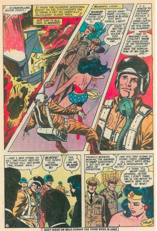 Read online Wonder Woman (1942) comic -  Issue #258 - 18