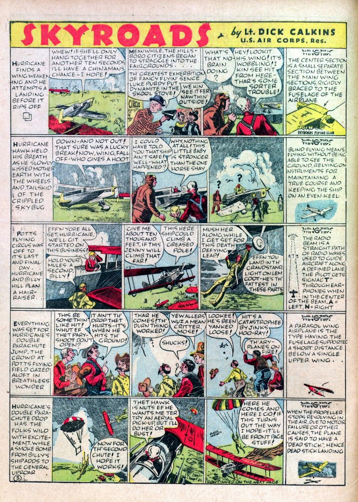 Read online Famous Funnies comic -  Issue #45 - 14