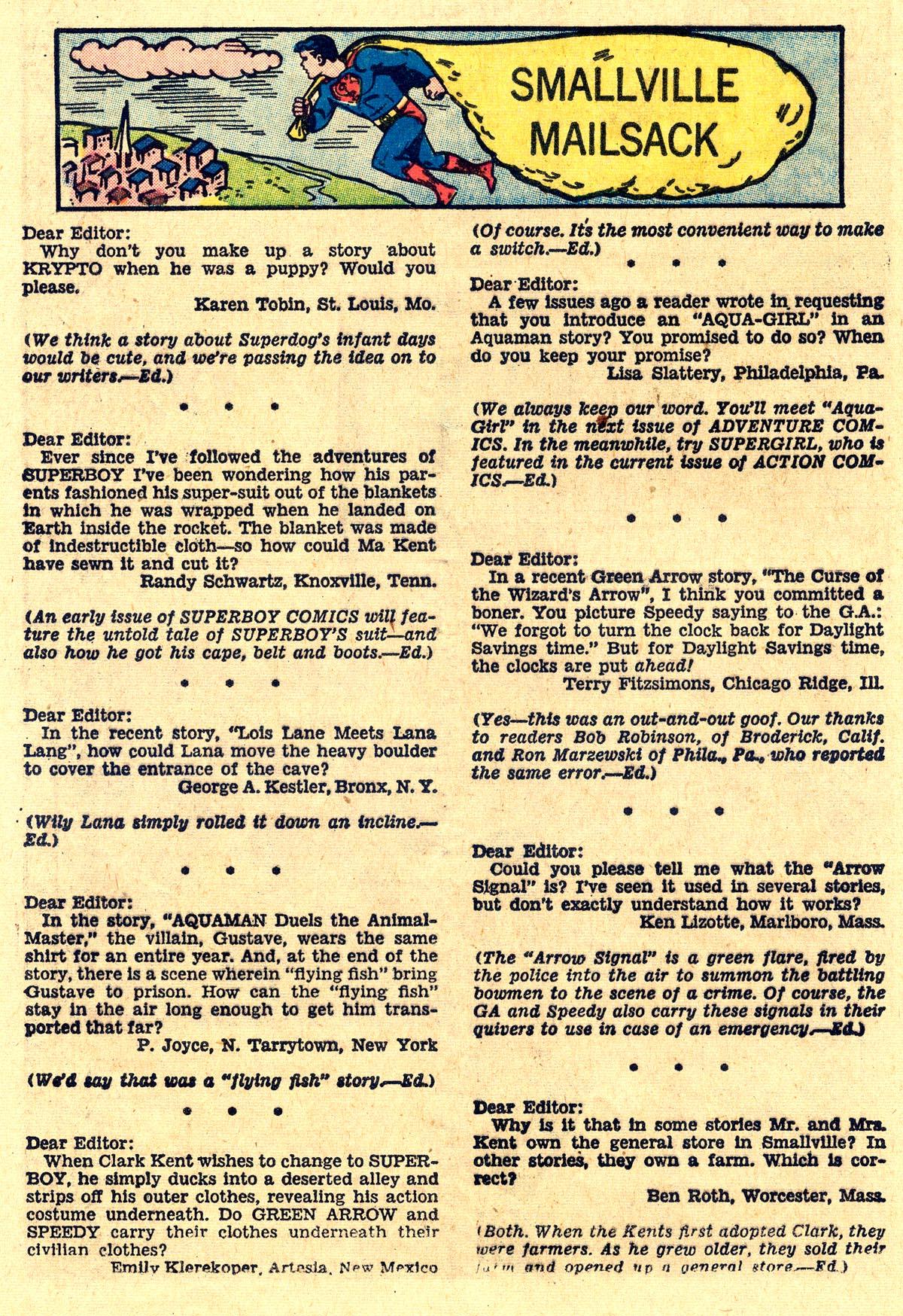 Read online Adventure Comics (1938) comic -  Issue #265 - 24