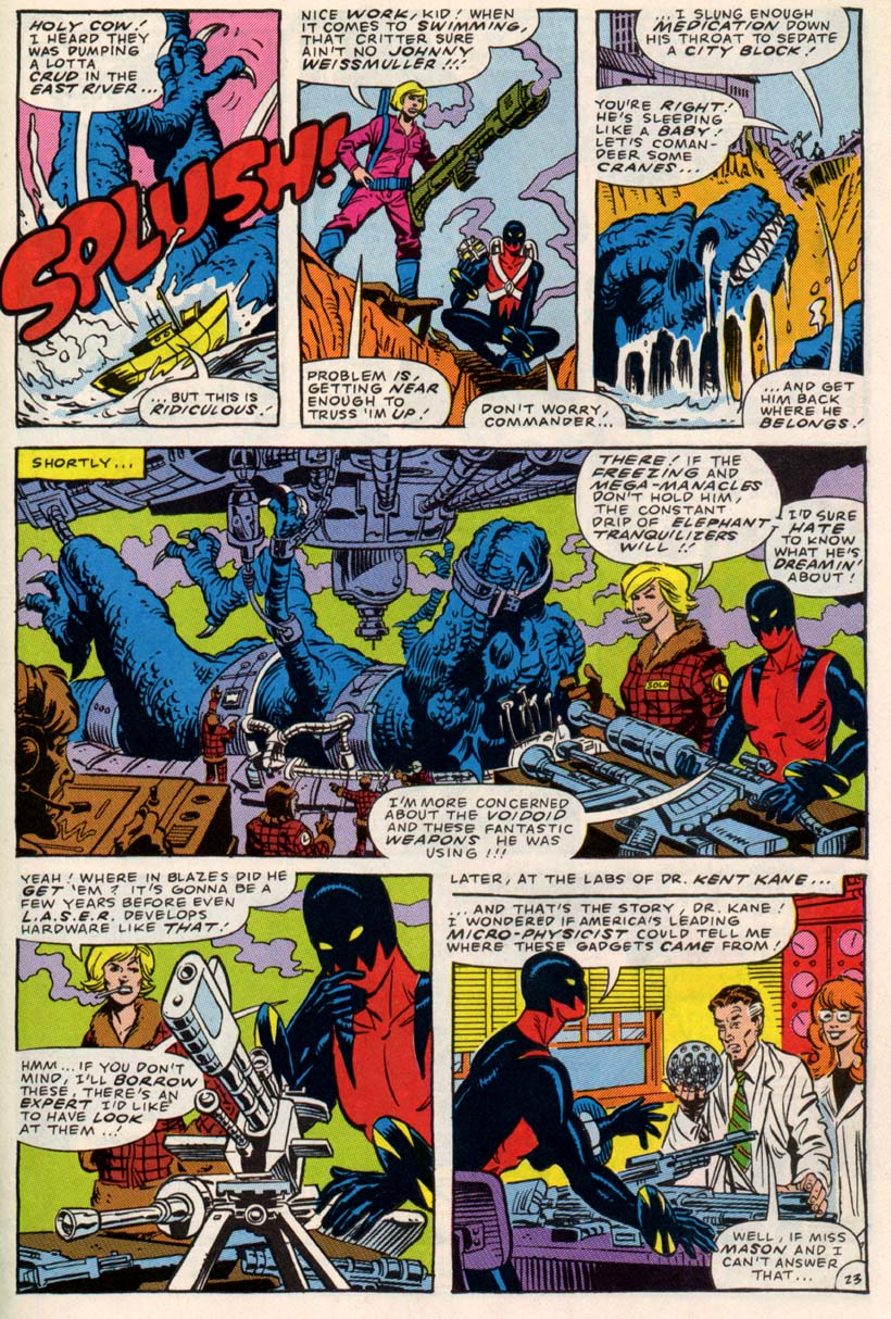 Read online 1963 comic -  Issue #2 - 24