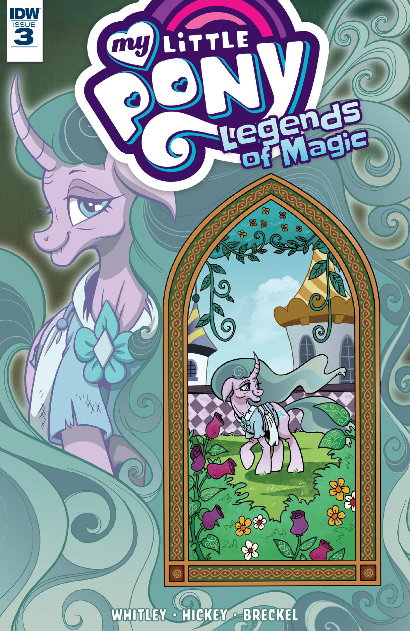 Read online My Little Pony: Legends of Magic comic -  Issue #3 - 1