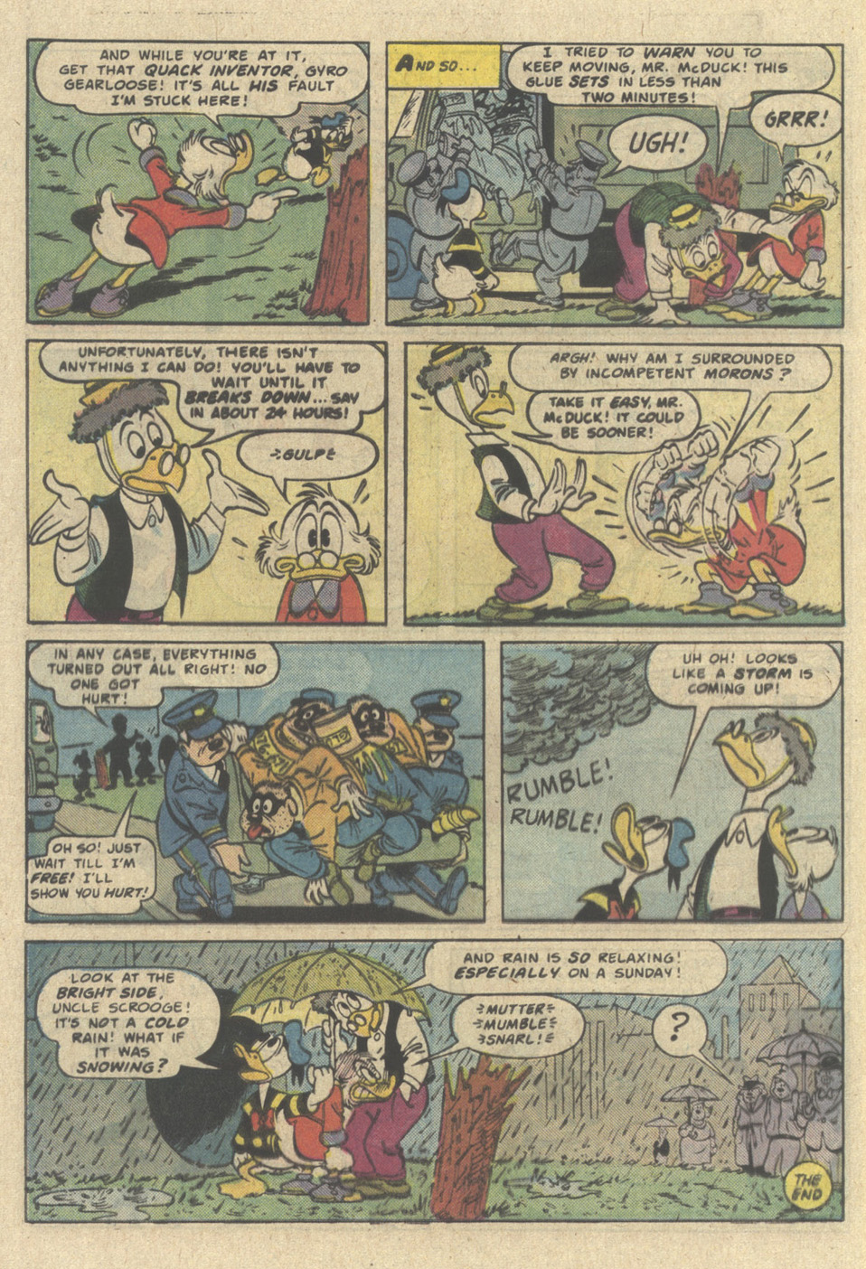 Read online Uncle Scrooge (1953) comic -  Issue #214 - 12