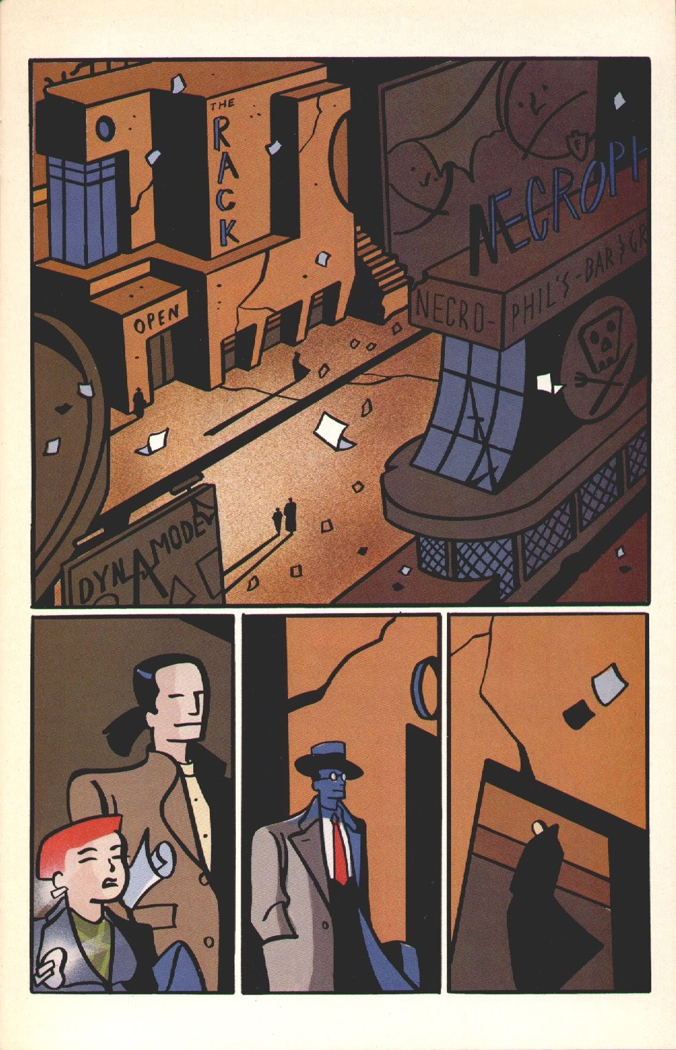Mister X issue 11 - Page 13