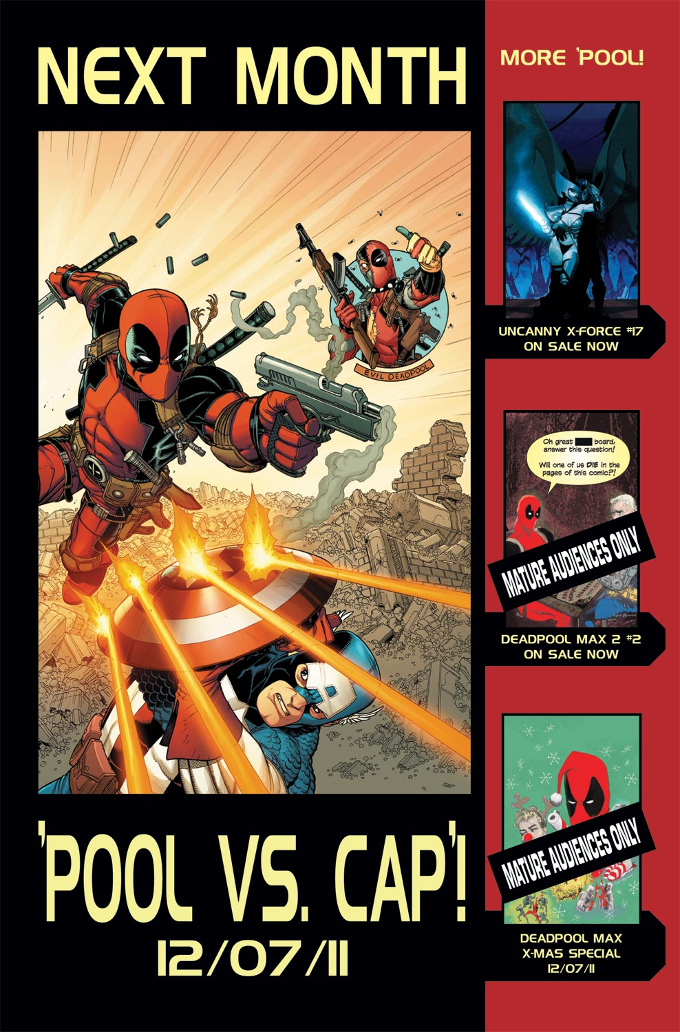 Read online Deadpool (2008) comic -  Issue #46 - 23