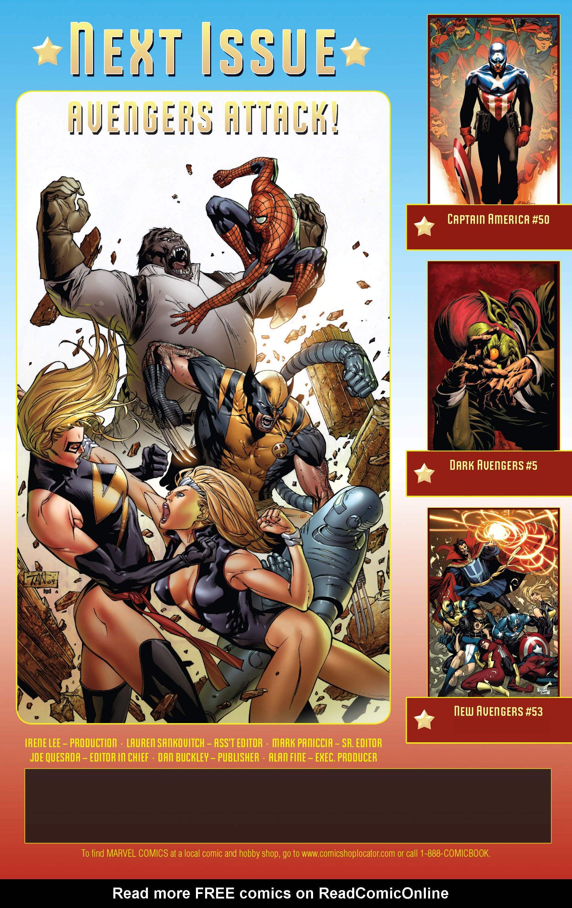 Read online Agents Of Atlas (2006) comic -  Issue #4 - 25