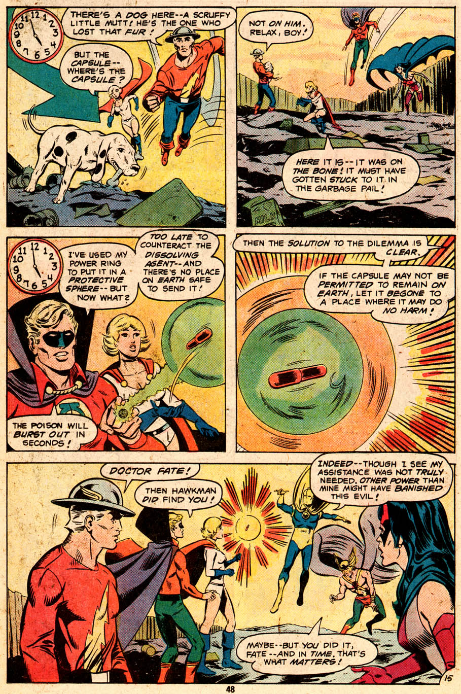 Read online Adventure Comics (1938) comic -  Issue #465 - 49