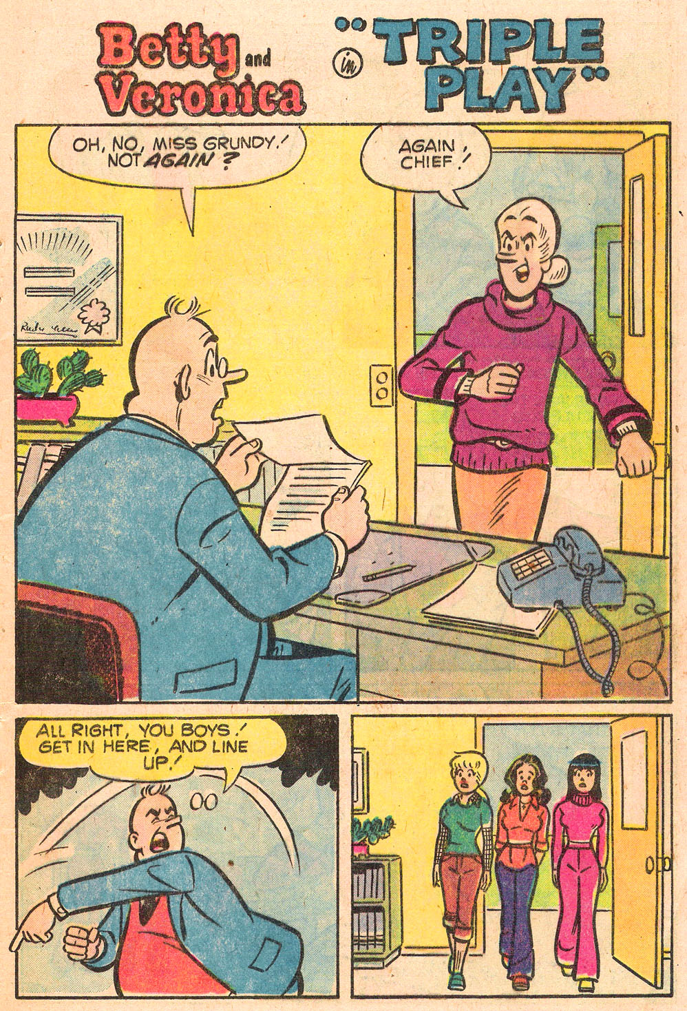 Read online Archie's Girls Betty and Veronica comic -  Issue #276 - 13