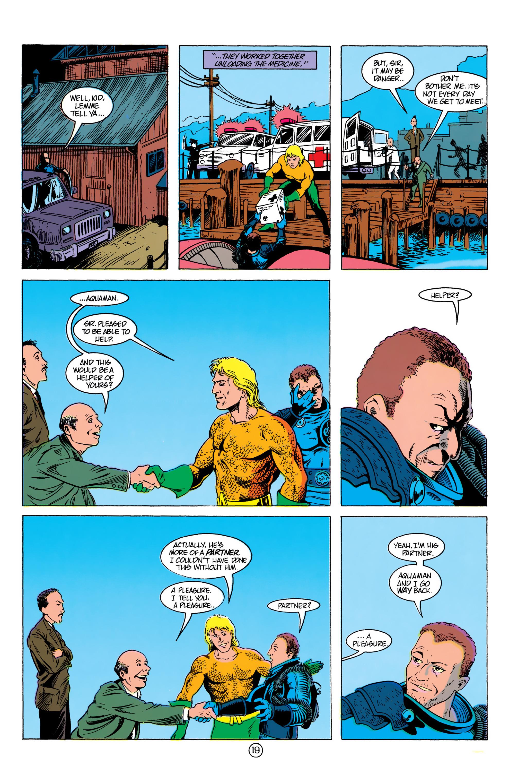 Read online Aquaman (1991) comic -  Issue #13 - 20