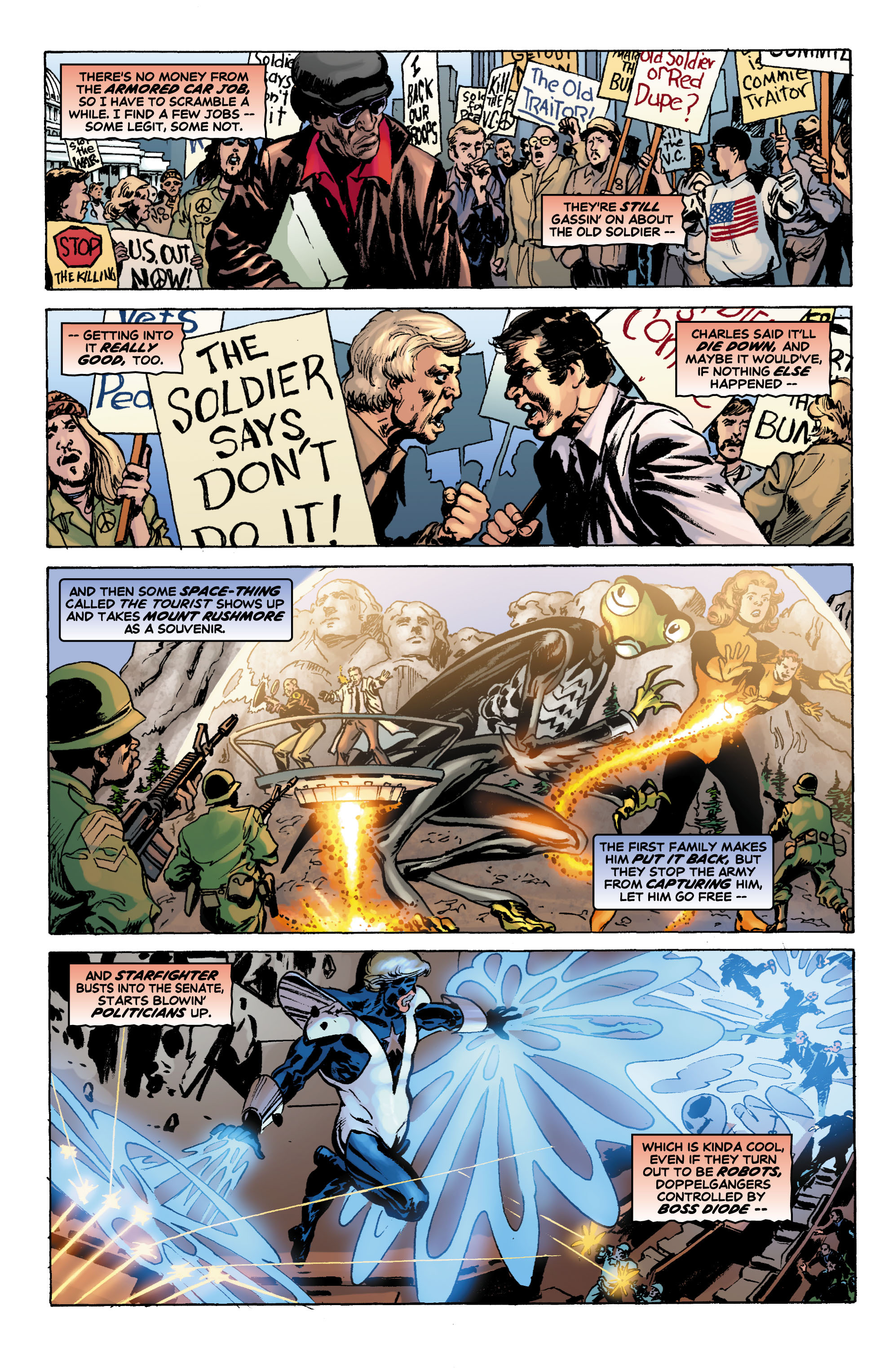 Read online Astro City: Dark Age/Book One comic -  Issue #1 - 22