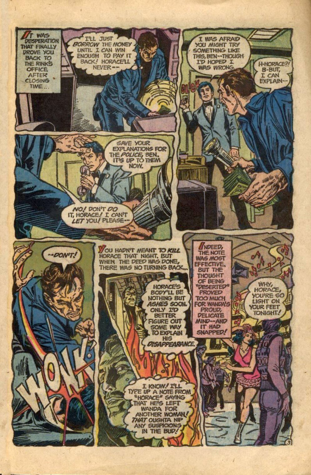 House of Secrets (1956) issue 126 - Page 27