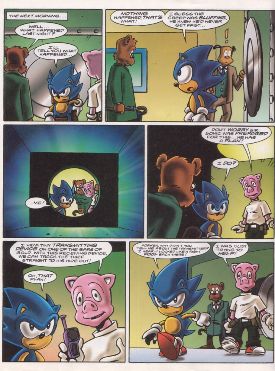 Read online Sonic the Comic comic -  Issue #142 - 4