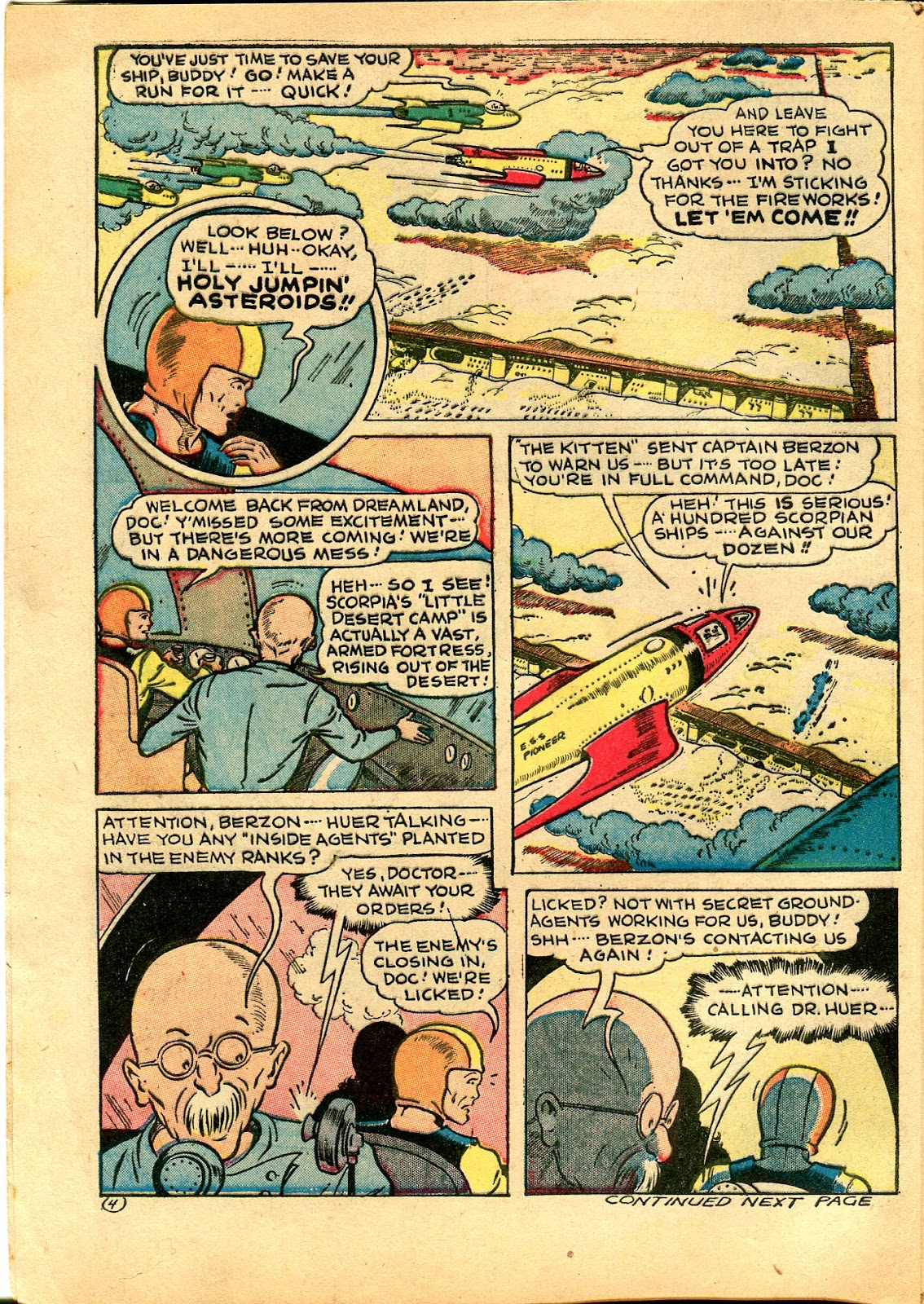 Read online Famous Funnies comic -  Issue #102 - 6