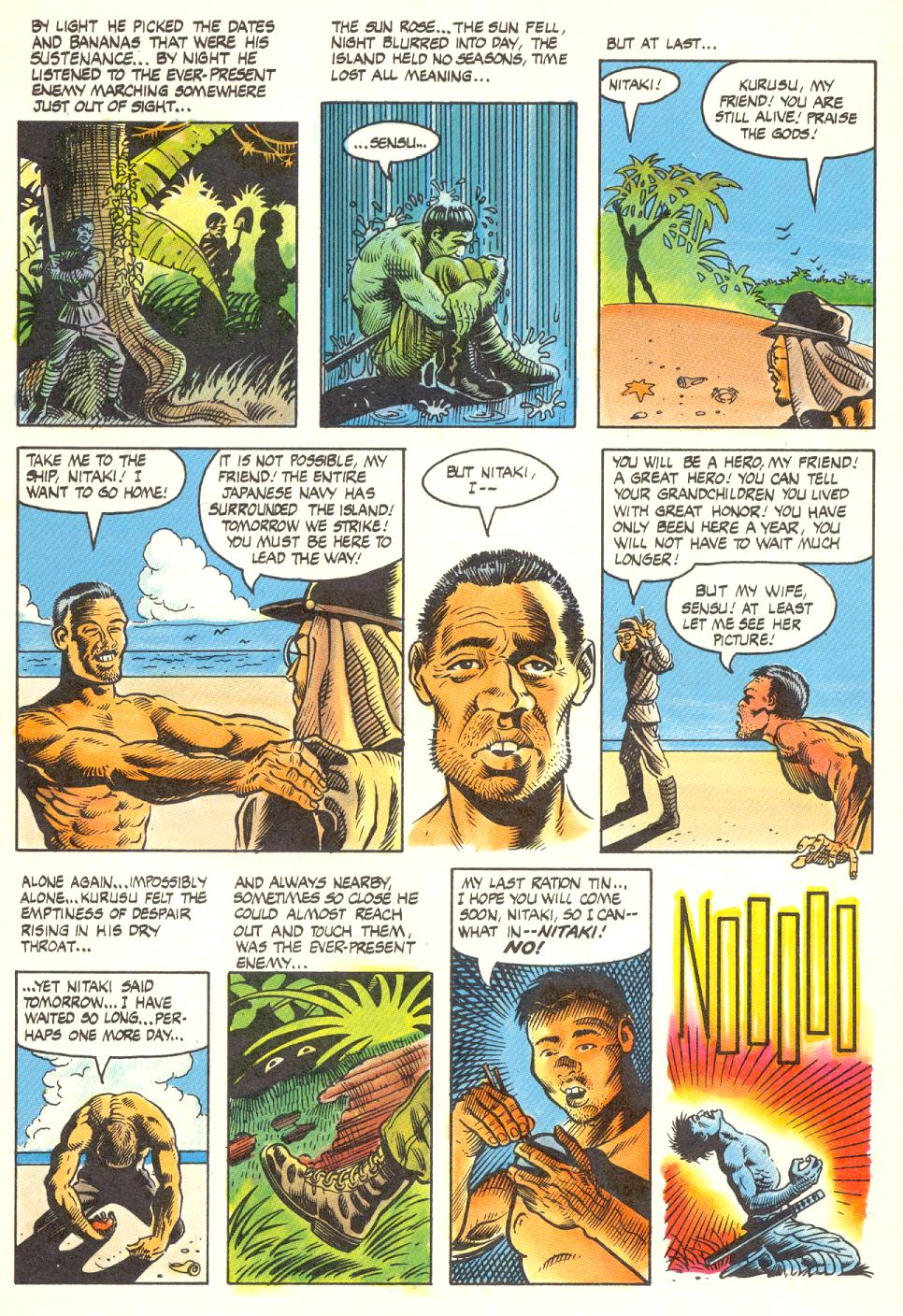 Read online Twisted Tales (1982) comic -  Issue #3 - 20