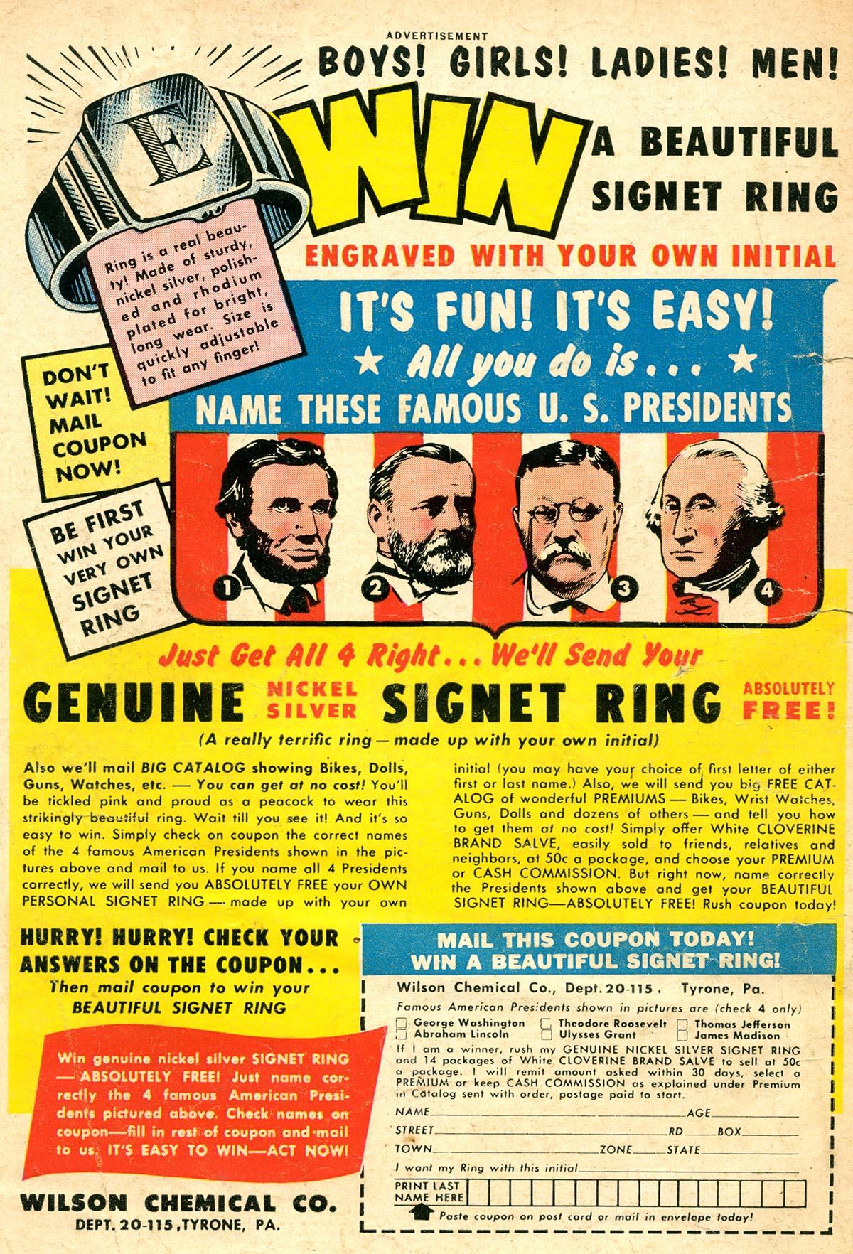 Read online Wonder Woman (1942) comic -  Issue #115 - 36