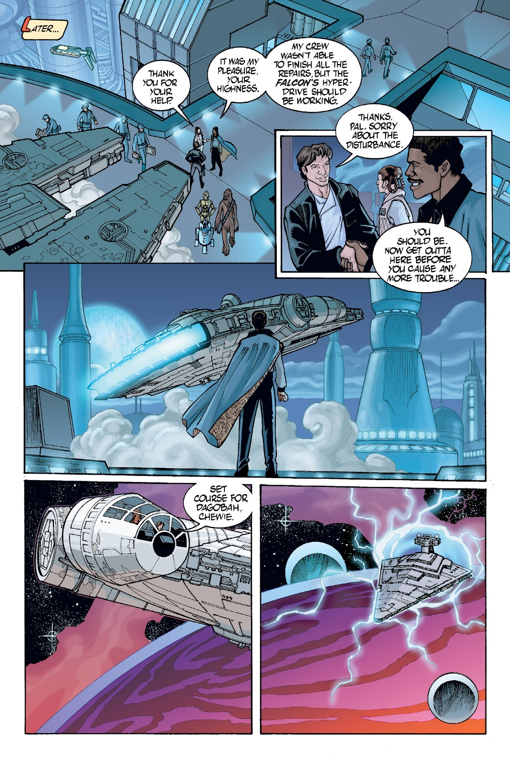 Read online Star Wars Legends: Infinities - Epic Collection comic -  Issue # TPB (Part 2) - 33