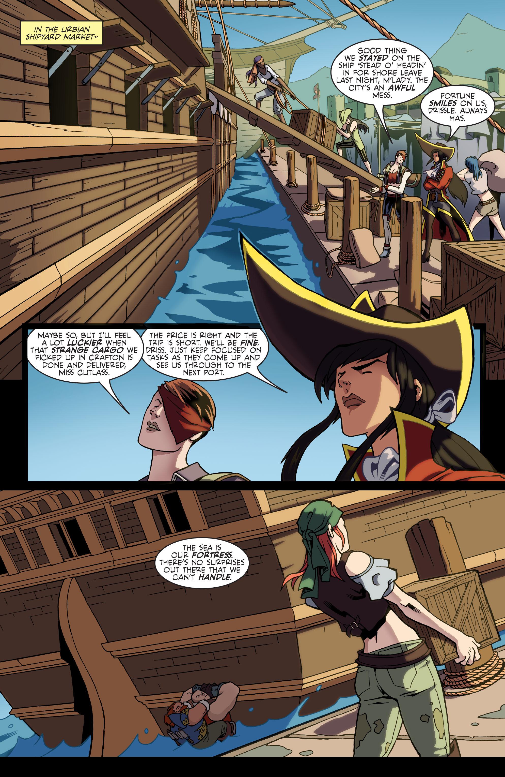 Read online Skullkickers comic -  Issue #11 - 20