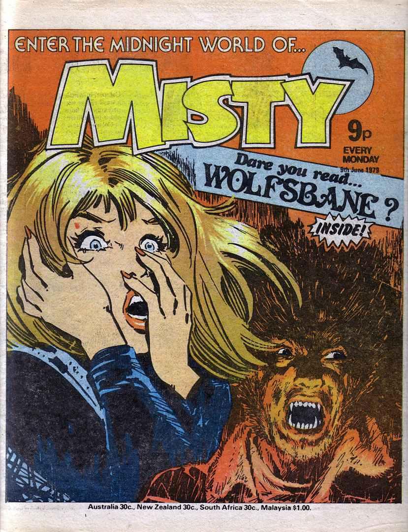 Misty (1978) 70 Page 1