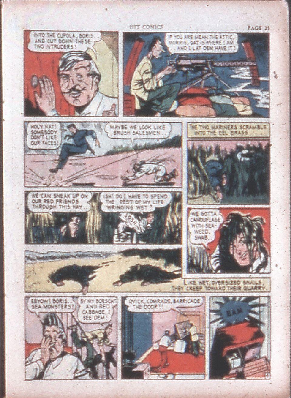Read online Hit Comics comic -  Issue #15 - 27