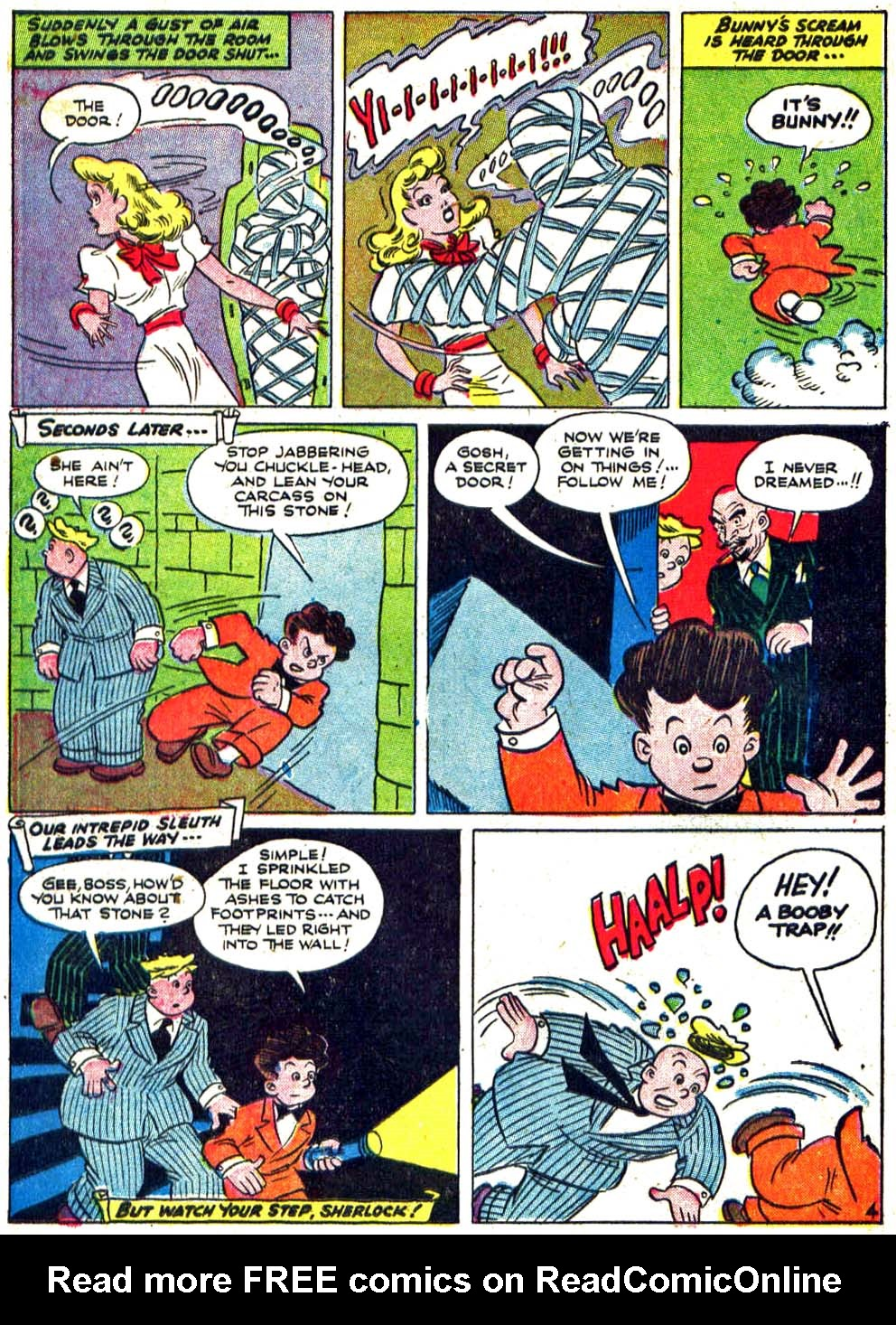 Star Spangled Comics (1941) issue 27 - Page 36