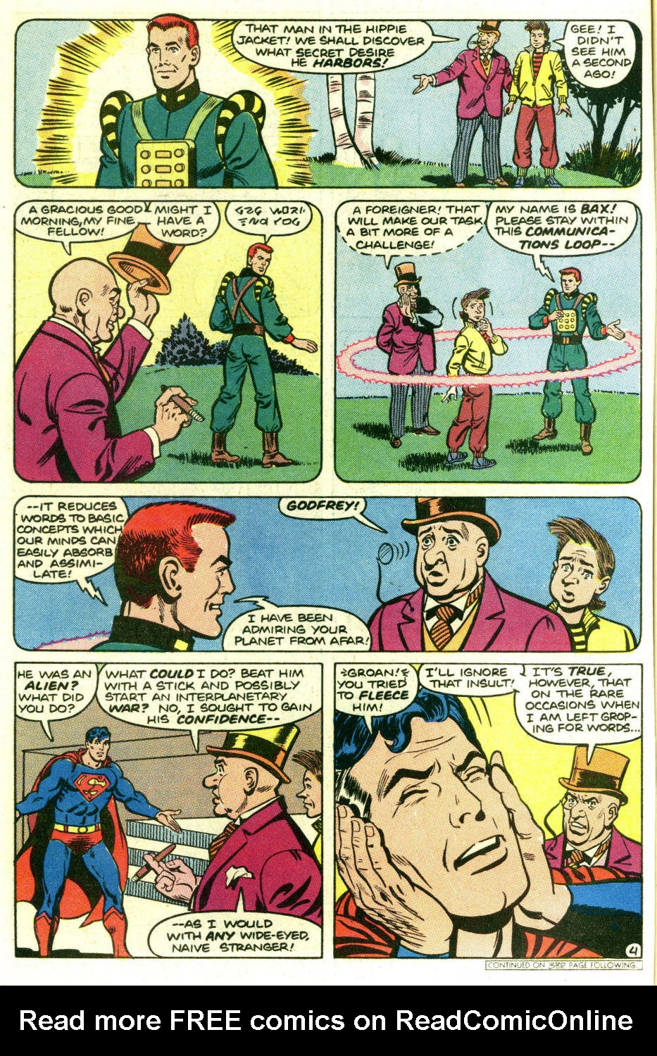 Read online Action Comics (1938) comic -  Issue #573 - 6