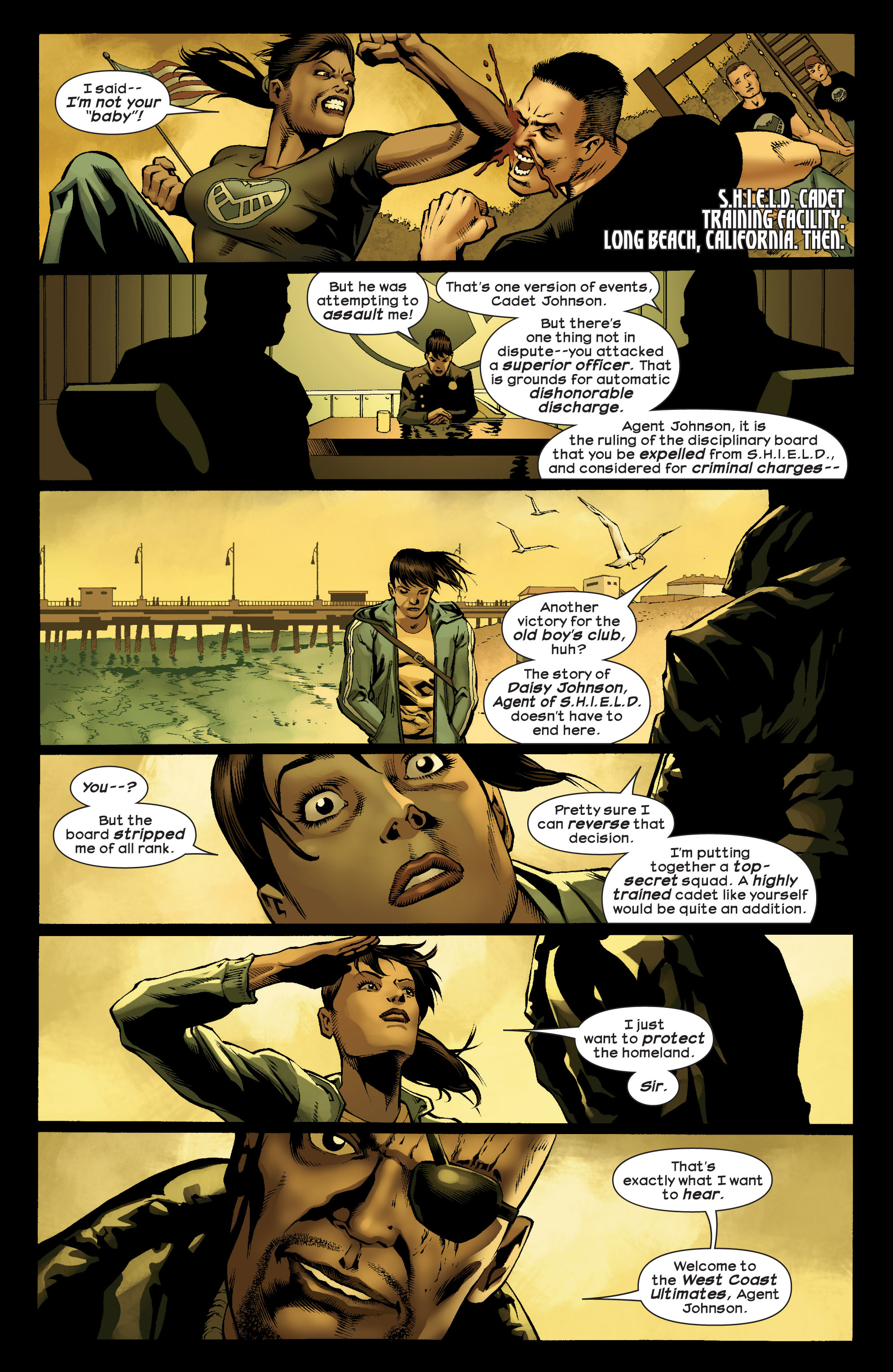 Read online Ultimate Comics Ultimates comic -  Issue #24 - 5