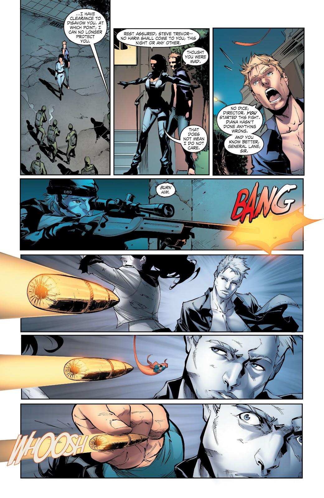 Read online Smallville Season 11 [II] comic -  Issue # TPB 5 - 65