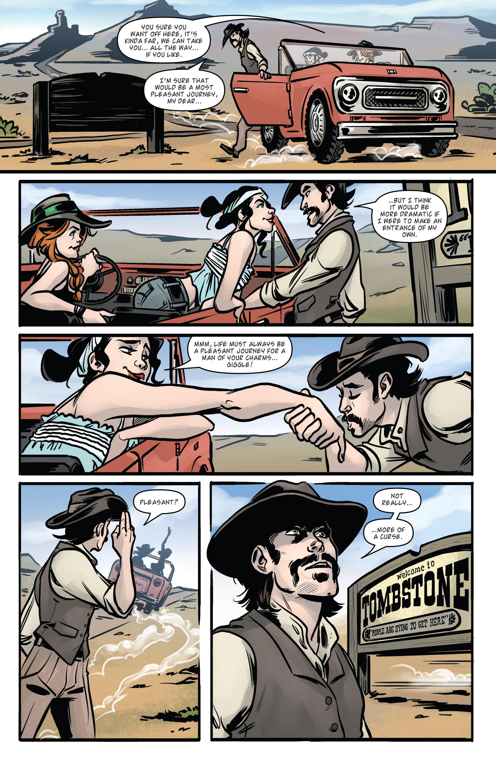 Read online Wynonna Earp (2016) comic -  Issue #5 - 5